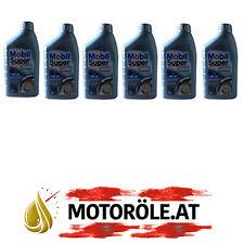 6 Liter 5W-30 Mobil Super 3000 XE 5W30 Motoröl MB 229.51, MB 229.31, MB 229.52