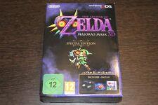 Legend of Zelda: Majora´s Mask Special Edition New Nintendo 3DS