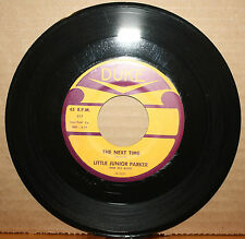 LITTLE JUNIOR PARKER You're On My Mind *THE NEXT TIME* Jump Blues 45 on DUKE 317