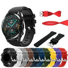 For Various SmartWatches Silicone Fitness Replacement Wrist Strap