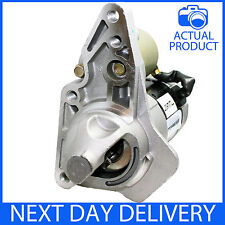 FITS DACIA DUSTER 1.6 SCE PETROL 2015 ONWARDS NON STOP START NEW STARTER MOTOR
