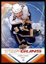 2009-10 Upper Deck Top Guns  Thomas Vanek #TG6