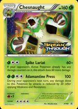 Pokemon Chesnaught - XY68 - XY BREAKThrough Prerelease Promo, Near Mint X1