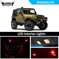 LED Interior Light for Jeep Wrangler JK 2007-2018 12430.01 Rugged Ridge