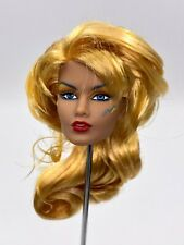 Fashion Royalty Jem and the Holograms Graphix Integrity Toys Doll Head #2