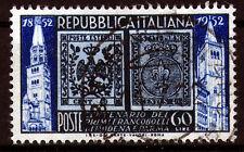 Italien 862, O, 60 Lire, 100 Jahre Briefmarken von Modena + Parma
