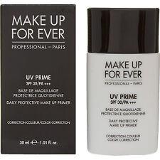 MAKE UP FOR EVER UV PRIME DAILY PROTECTIVE MAKE UP PRIMER SPF 30 RRP £25
