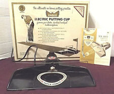 Putting Electric Vintage EAGLE Electric Putting Cup 19th Hole 1969 Orig Box VGD
