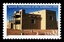 1998 32c Southwest Spanish Settlement, 400th Anniversary Scott 3220 Mint F/VF NH