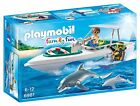 Playmobil Family Fun 6981 - Equipo de Buceo con lancha - New and sealed