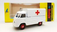Budgie Diecast Models 204 VW SINGLE CAB PICK UP 1:43 AMBULANCE LIVERY MIB