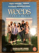 Mary Louise Parker WEEDS SEASON 1 ~ Drug Dealer Comedy TV Series UK DVD Box Set