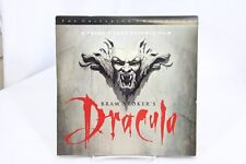 Dracula The Criterion Collection  Laser Disk Laserdisc