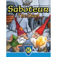 Saboteur Duel Card Game - New