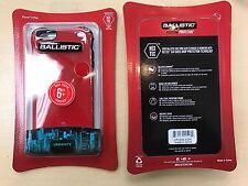 Ballistic Urbanite iPhone 6 Plus (5.5) Case in Red / Black UR1426-A30C