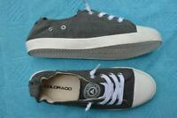 COLORADO Canvas SHOES Slip-On Casual Shoes. Womens Size 8.5 - 40. New RRP $99.95