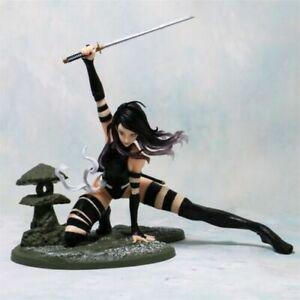 MK154 Marvel Bishoujo Beautiful Girl Statue X-Men Psylocke PVC Figure New In Box