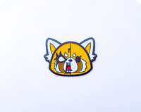 Enamel Pins Aggretsuko Fan Art