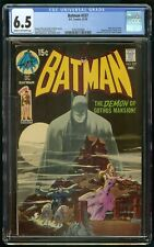 BATMAN #227 (1970) CGC 6.5 NEAL ADAMS DETECTIVE COMICS #31 HOMAGE
