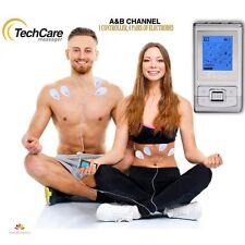 Tens Muscle Massager Electronic Pulse Unit Stimulator For Back Pain Machine Best