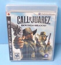 Call Of Juarez Bound In Blood PS3 BRAND NEW FACTORY SEALED