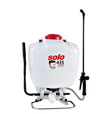 SOLO 435 Comfort - Rückenspritze Drucksprühgerät Sprügherät Spritze - 20 Liter