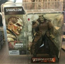 Wishmaster Djinn Movie Maniacs Series 5 Action Figure McFarlane Toys NEW 2002