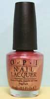 OPI NAIL POLISH S63 - CHICAGO CHAMPAGNE TOAST