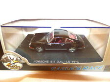 Universal Hobbies Eagle's Race Porsche 911 2.4L- LS 1973 (Black) ITEM: J3682