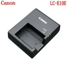 Genuine Original Canon LC-E10E LP-E10 Battery Charger For EOS 1100D 1200D T3 X50
