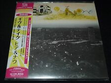 Give & Take Here and Now Here & Now  JAPAN LTD MINI LP SHM-CD SEALED