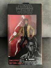 Hasbro Star Wars The Black Series Finn Jakku Action Figure #01