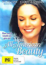 Miss All-American Beauty DVD Diane Lane, Cloris Leachman