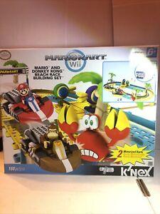 Super Mario Mario Kart Wii Mario & Donkey Kong Beach Race Exclusive Set #38155