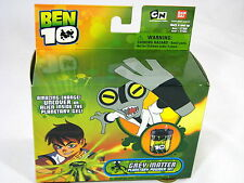 BNIB BEN 10 GREY MATTER PLANETARY POWDER SET