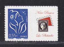 "FRANCE  N° 3802Da **, PERSONNALISE  ""Passion"" ADHESIF"