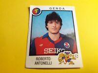 ANTONELLI GENOA FIGURINA ALBUM CALCIATORI PANINI 1982/83 n°127 rec