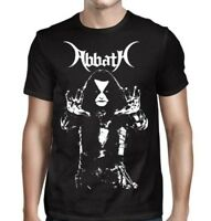 ABBATH - Blasphemia - T SHIRT S-M-L-XL-2XL Brand New Official - Black Metal