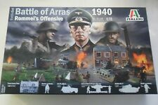 ITALERI 1:72 KIT BATTLE SET  BATTLE OF ARRAS 1940 ROMMEL'S OFFENSIVE  ART 6118