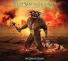 Flotsam And Jetsam - The End Of Chaos (NEW CD DIGI)