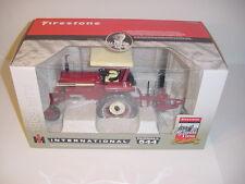1/16 International 544 Tractor W/ROPS W/Sickle Mower NIB! Firestone Edition!