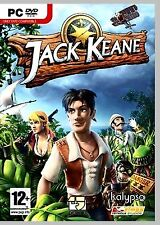 JACK KEANE. RESCUE THE EMPIRE! BRAND NEW DVD FOR PC.  SHIPS FAST and SHIPS FREE.