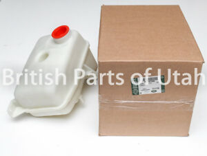 Range Rover Classic Discovery 1 I Coolant Expansion Tank Reservoir Genuine OEM