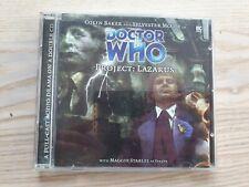 Projekt: Lazarus Doctor Who CD Hörbuch