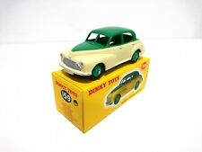 Morris Oxford Saloon Green Yellow - DINKY TOYS 1:43 MIB DIECAST MODEL CAR 159