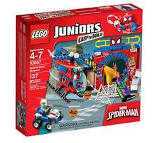 LEGO 10687 Juniors Spider-Man™ Hideout  BRAND NEW