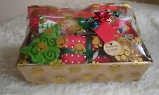 Handmade Christmas Luxury Dog Treat Hamper