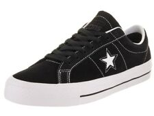 Converse CONS ONE STAR PRO Ox BLACK WHITE Skate Shoes NEW UK 11BOXED BNIB