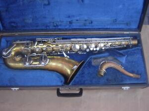 Weltklang Solist (B&S) tenor saxophone