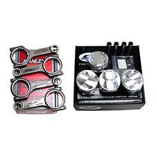 CP Pistons Manley H-Beam Rods Honda K20A-Z SC71423X 88.00mm 12.5:1 RSX Civic Si